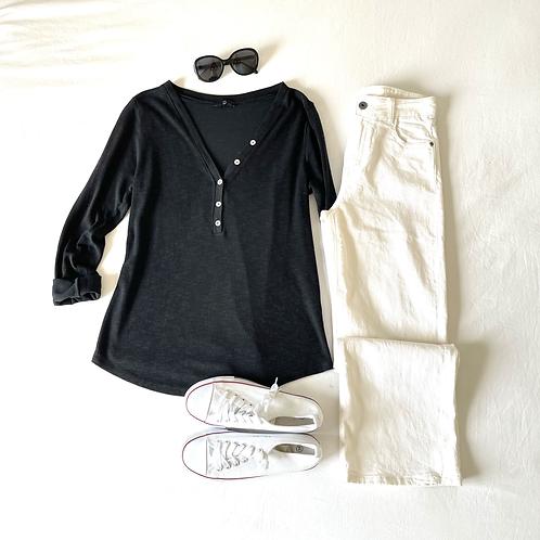 camiseta Siena negra