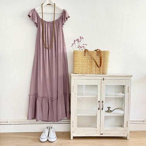 vestido Celine morado
