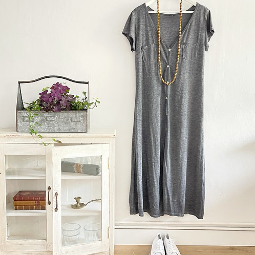 vestido Sorrento gris