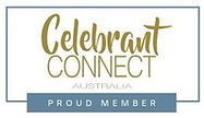 Proud Member of Celebrant Connect Austra