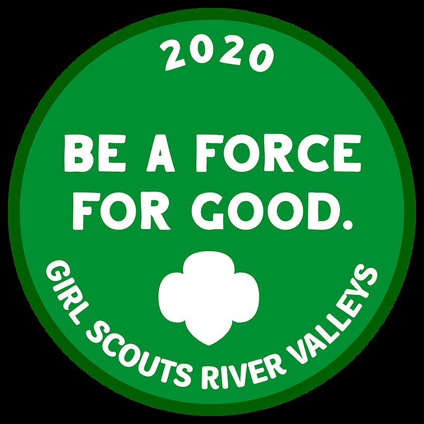Girl Scout Spirit Week