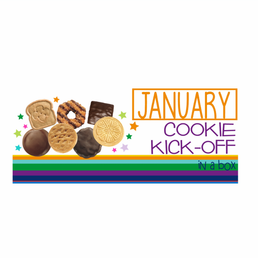 Cookie Kickoff in a Box