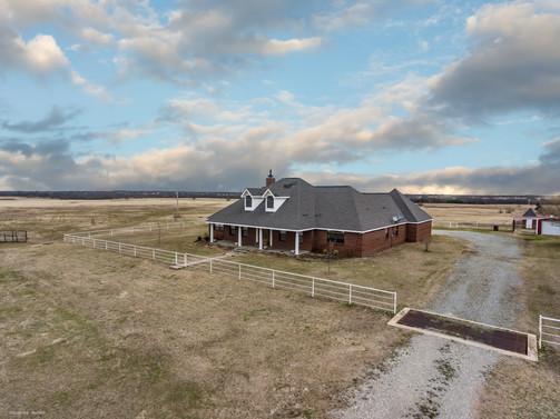 Bryan County, OK Ranch