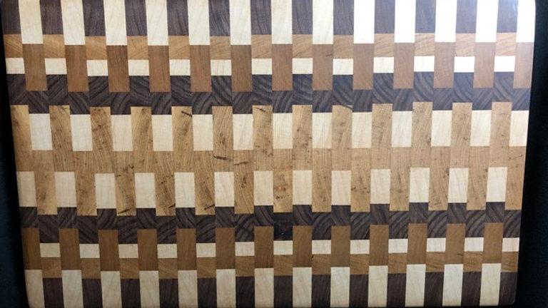 "Large ""Checkerboard"" Cutting Board"