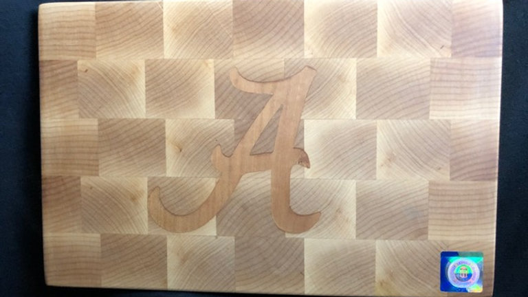 Script A Cutting Board