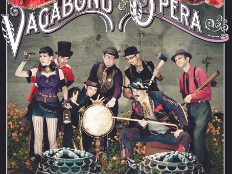 Spectacular Spring Gala featuring Vagabond Opera and Fishtank Ensemble