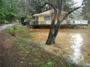 Elk River Flooding