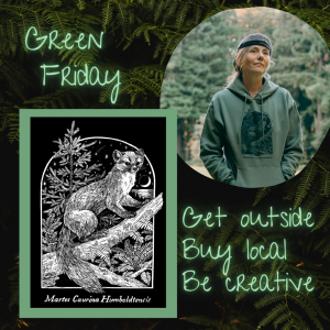 Practice Green Friday: Buy Nothing Or Support Local!