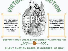 EPIC's 2021 Virtual Silent Auction