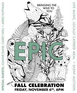 Thank You For An EPIC Virtual Fall Celebration!