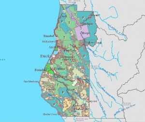 This map is available at Humboldt County General Plan website.