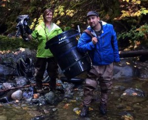 Earth Day Cleanup and Hoedown – April 25