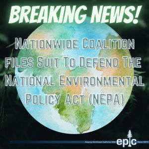 BREAKING: EPIC Joins Nationwide Coalition to Defend People's Environmental Law