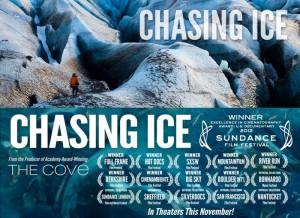 Chasing Ice Film Screening: Two Nights in Arcata