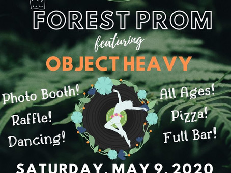 Get Funky For The Forest At EPIC's Forest Prom: POSTPONED