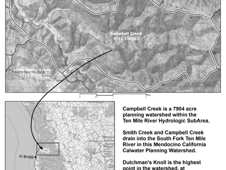 State Initiates Pilot Watershed Study of Timber Harvest Plan Process