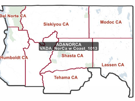 Let the Redistricting Commission Know: Humboldt ≠ Shasta