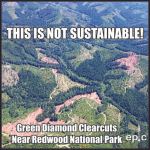 EPIC Files Formal Complaint and Appeal of Green Diamond Certification by Forest Stewardship Council
