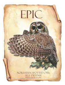 EPIC Open House: Spotted Owl Self-defense Night