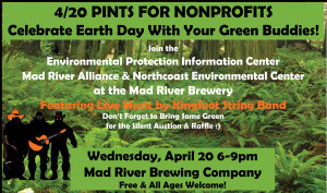 EcoNews Ad for Pints for NonProfitSMALL