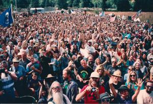 Carlotta rally 1996 ©2016 Greg King