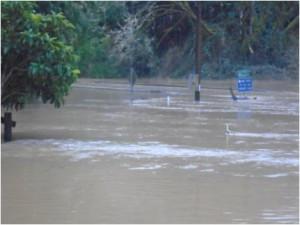 Elk River Rd Flooding