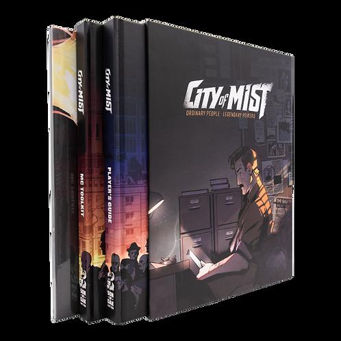 City of Mist RPG - Core Premium Set - Boxed