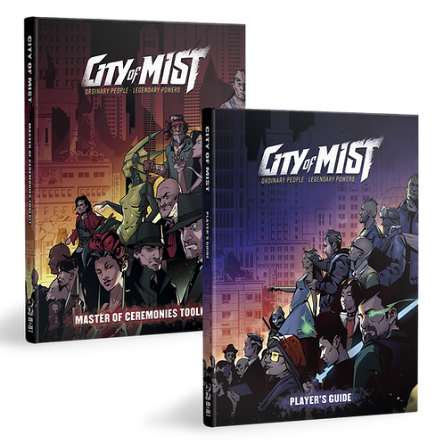 City of Mist RPG - Rules Combo Bundle