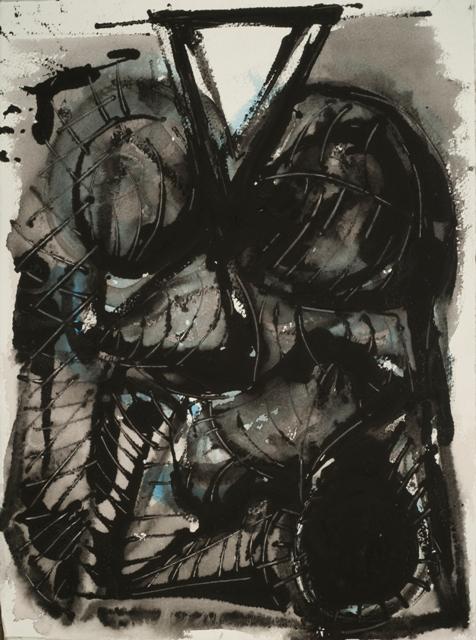 Ilya Grinberg - Le triangle blanc