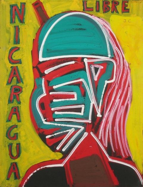 Ilya Grinberg - Nicaragua libre