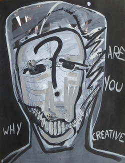 Why are you creative?