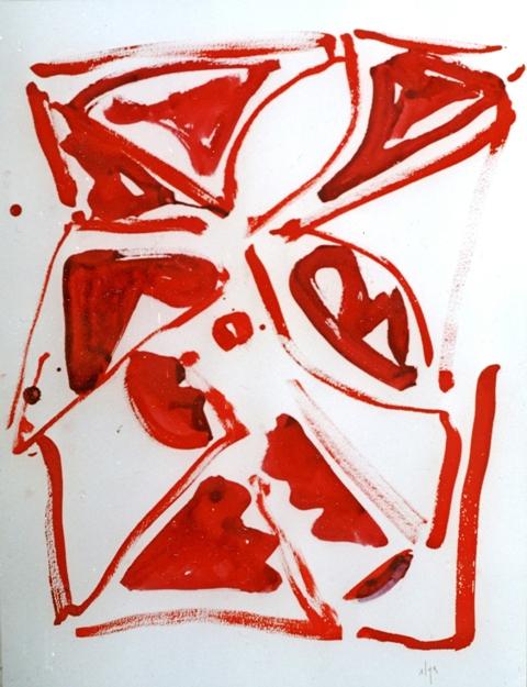 Ilya Grinberg - Femme fleur