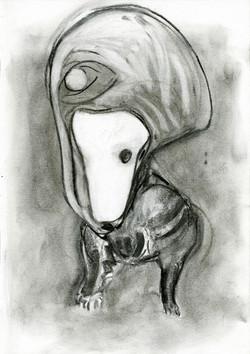 Ilya Grinberg, Rêve de chien, 2019.