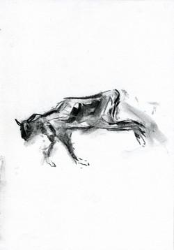 Ilya Grinberg, Sans titre, 2019.