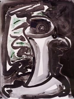 Autoportrait oiseau