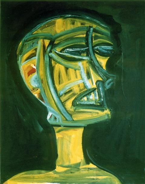 L'épileptique (Hommage à Vincent)