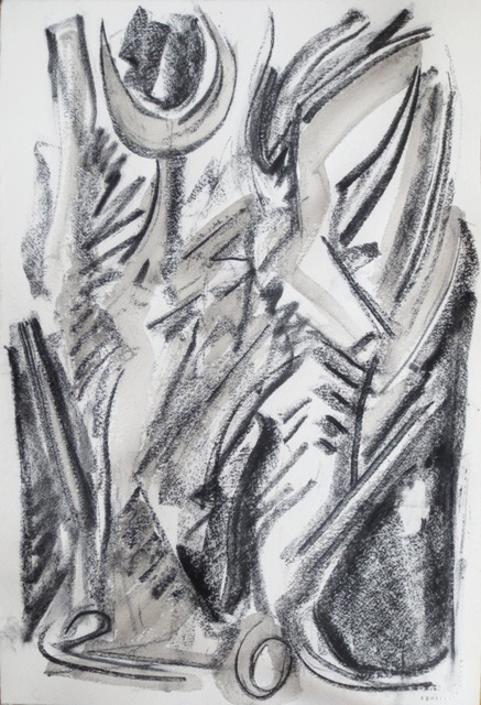 Ilya Grinberg - Forêt Goya