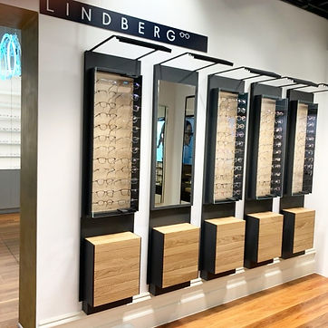 LINDBERG eyewear, Denmark, LINDBERG Precious, Titanium glasses and sunglasses Sydney CBD and Wahroonga