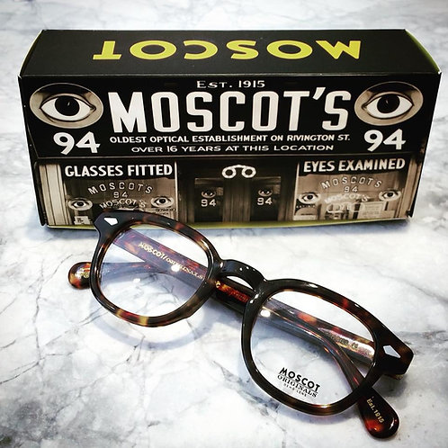 MOSCOT LEMTOSH OPTICAL Tortoise