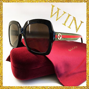 Gucci Sunglasses, Gucci Eyewear, Free giveaway, Sunglasses, Eyeglasses, Spectacles
