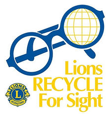 Lions Club Recycle For Sight