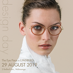 LINDBERG Trunk Show Wahroonga, Glasses, Denmark, Titanium