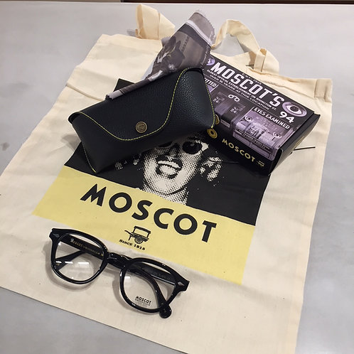 MOSCOT LEMTOSH OPTICAL BLACK