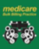Sydney eye test, Wahroonga eye test, optometrist, bulk billed, bulk billing, medicare