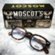 Moscot Lemtosh Tortoiseshell