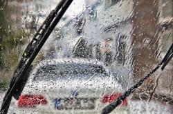 Скидка в дождь