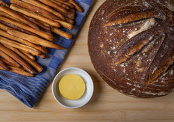 Handgemaakt brood Middelburg
