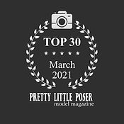 Pretty Little Poser - Published Photographer