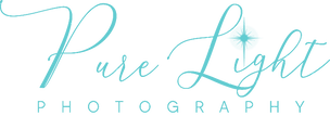 Saskatoon Photographer - Pure Light Photography - Teal Logo