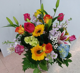 Dallas flowers bouquet